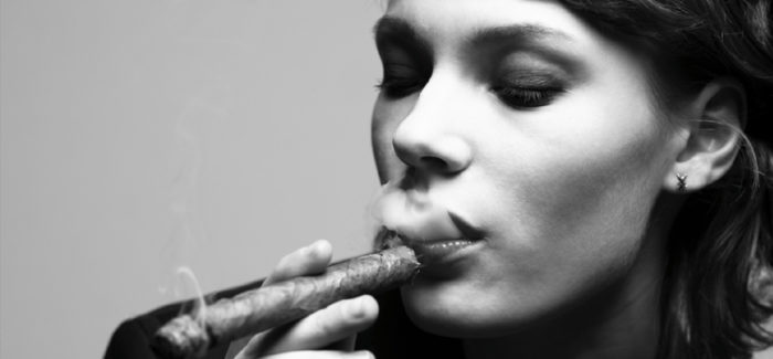 Cigars a Safe Substitute for Cigarettes