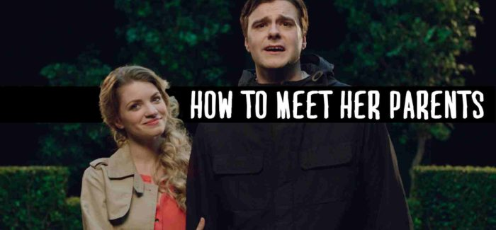 Guide to Meeting Your Girlfriend's Parents