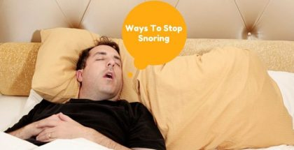 Ways to stop snoring - alphamalenation.com