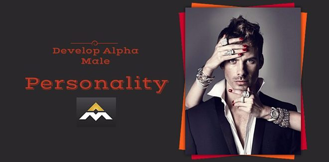 Alpha male personality