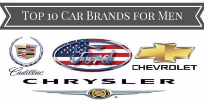 Top 10 Car Brand for Men on AlphaMaleNation