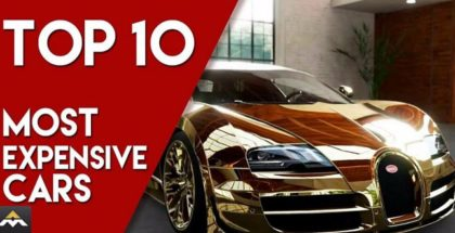 Find out which are the best 10 luxury cars in 2016 on AlphaMaleNation