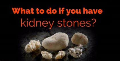 What to do if you have kidney stones -alphamalenation