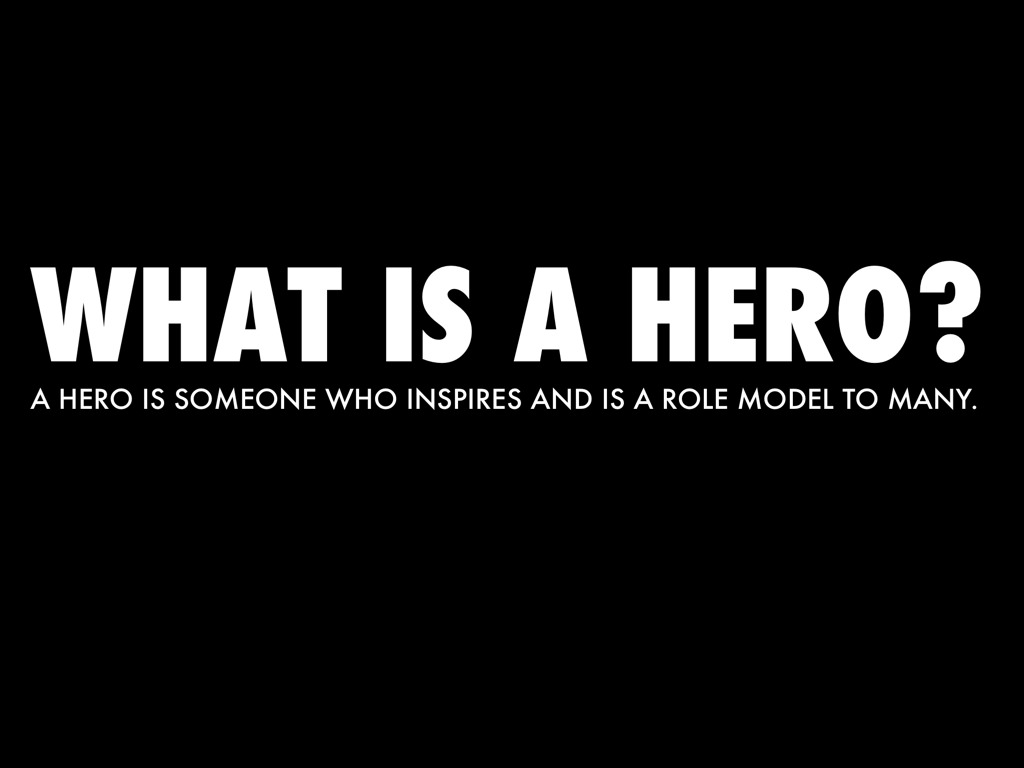 describe a hero Hero definition is - a mythological or legendary figure often of divine descent endowed with great strength or ability how to use hero in a sentence a mythological or legendary figure often of divine descent endowed with great strength or ability an illustrious warrior see the full definition.