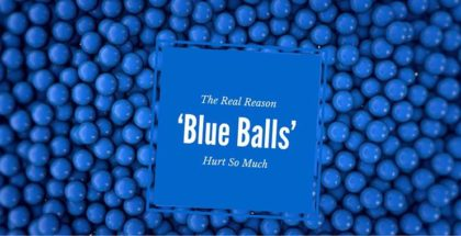 why blue balls hurt so much?