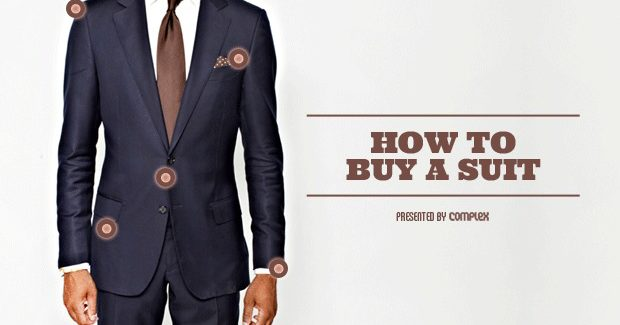 How to Buy a Suit That Actually Fits