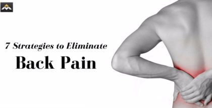 7 Strategies to Eliminate Back Pain
