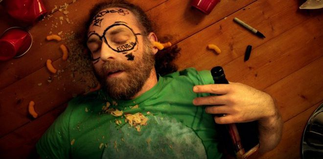 The negative effects of hangover free booze