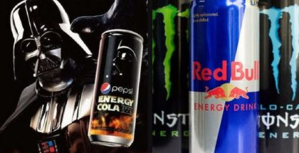 The Dark Side of the energy drinks